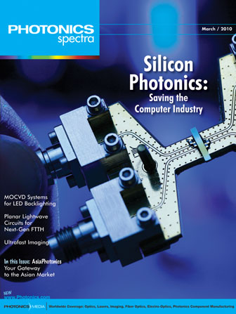 Photonics Spectra: March 2010
