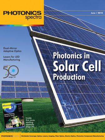 Photonics Spectra: June 2010