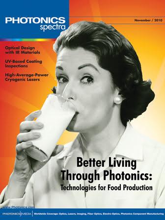 Photonics Spectra: November 2010