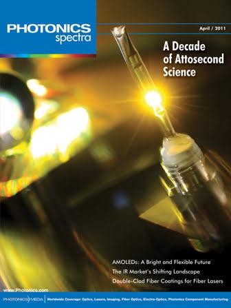 Photonics Spectra: April 2011