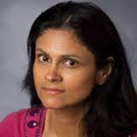 Professor Nimmi Ramanujam, Duke University.