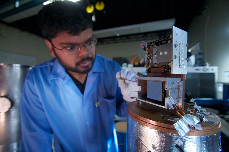 Suresh Sivanandam, Ph.D., Dunlap Institute of Astronomy and Astrophysics.