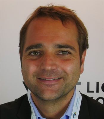 Josep Carreras, Ph.D., president, founder, and CTO, Ledmotive.