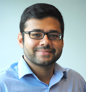 Nishant Mohan, Ph.D., VP of OCT Division, Wasatch Photonics.