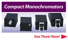 monochromators from Optometrics