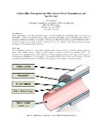 Polymicro Technologies, Sub. of Molex, Inc. - Hollow Silica Waveguides for Mid-Infrared Power Transmission and Spectroscopy