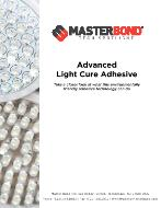 Master Bond - Advanced Light Cure Adhesive