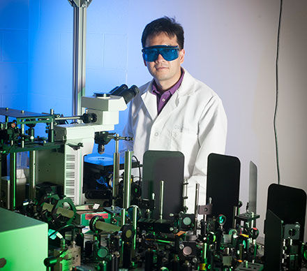 Efficient Spectroscopic Imaging Demonstrated In Vivo