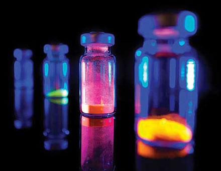 Cadmium-Free Quantum Dots Offer Vibrant Color for Liquid Crystal Displays