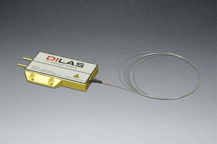 DILAS Diodenlaser GmbH - Fiber-Coupled Diode Laser Pump Modules