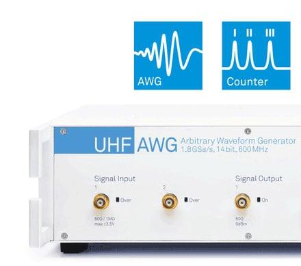 Zurich Instruments AG - Arbitrary Waveform Generator