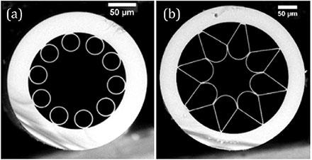 Gas/Fiber Hybrid Laser Achieves Stable MIR Emission
