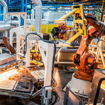 3D Imaging for Factory and Logistics Automation